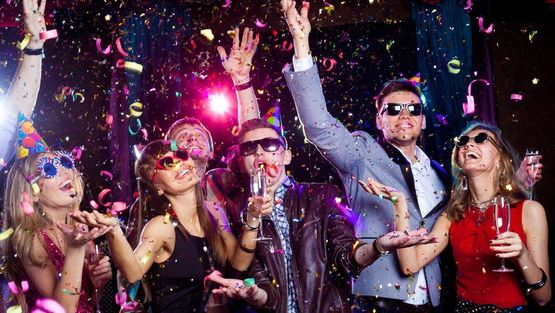 An Image of Clients Enjoying a Party in Chorley