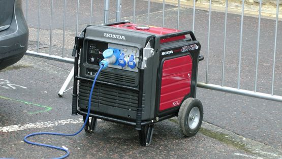 One of our generators